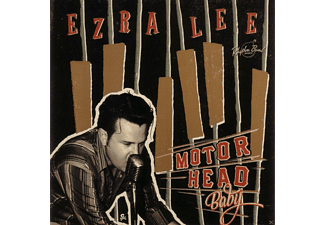 Ezra Lee - Motor Head Baby [CD]