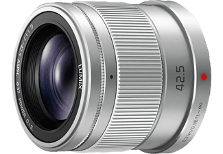 PANASONIC Lumix G 42,5 mm f/1,7 OIS - Silver