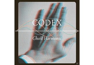 Ghost Harmonic - Codex - (CD + Buch)