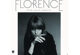 Florence + The Machine - How Big, How Blue, How Beautiful - (CD)