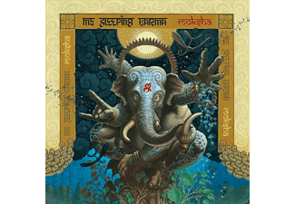 My Sleeping Karma - Moksha (Ltd.Edt.) - (CD)