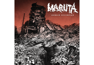 Maruta - Remain Dystopian [CD]