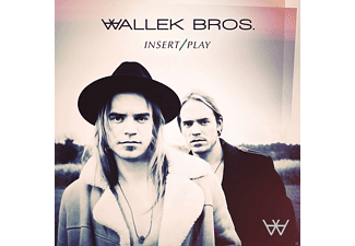 Wallek Bros. - Insert/Play [CD]