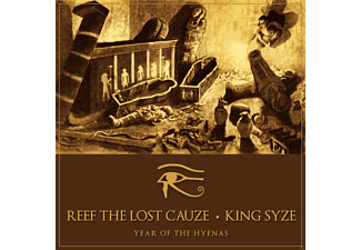 Reef The Lost Cauze, King Syze - Year Of The Hyenas [CD]