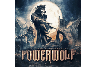 Powerwolf - Blessed & Possessed (Black Vinyl) - (Vinyl)