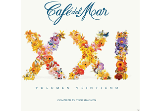 VARIOUS - Cafe Del Mar 21 [CD]