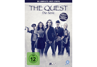 The Quest - Die Serie - Staffel 1 [DVD]