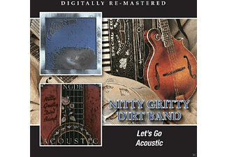 Nitty Gritty Dirt Band - Let's Go / Acoustic - (CD)
