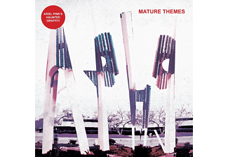 Ariel Pinks Haunted Graffiti - Mature Themes - (Vinyl)