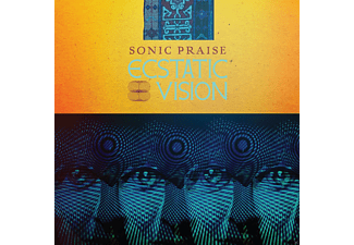 Ecstatic Vision - Sonic Praise (Lp+Mp3) [LP + Download]