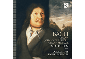 Johann Christoph, Johann Michael, Vox Luminis - Motetten - (CD)