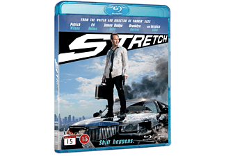 Stretch Actionkomedi Blu-ray