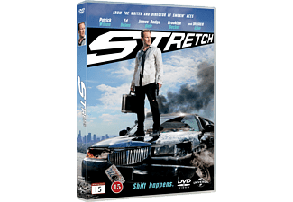 Stretch Actionkomedi DVD