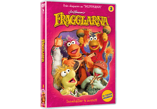 Fragglarna Vol 3 Barn DVD