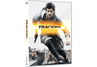 Tracers Action DVD