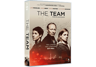 The Team Thriller DVD
