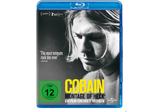 Kurt Cobain - Montage Of Heck - (Blu-ray)