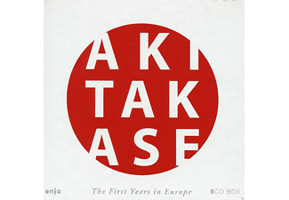 Aki Takase - The First Years In Europe [CD]