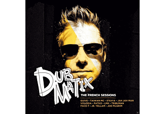 Dubmatix - The French Sessions - (CD)