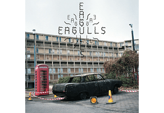 Eagulls - Eagulls (Lp+Mp3) - (LP + Download)