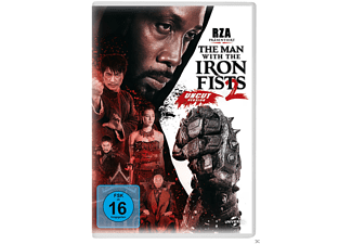 The Man with the Iron Fists 2 - (DVD)