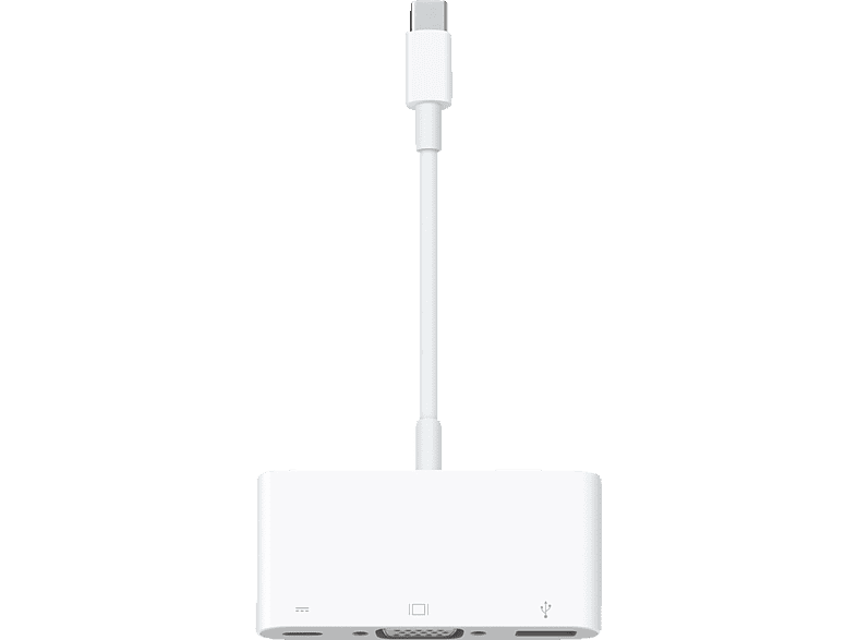 APPLE USB-C VGA Multiport Adapter - (MJ1L2ZM/A) computing   tablets   offline αξεσουάρ υπολογιστών καλώδια υπολογιστών laptop  t