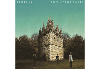 Temples - Sun Structures - (CD)