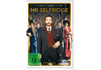 Mr. Selfridge - Staffel 2 [DVD]