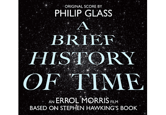 Original Score - A Brief History Of Time-Soundtrack - (CD)