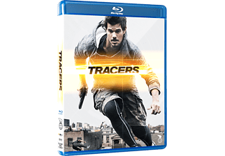 Tracers Action Blu-ray
