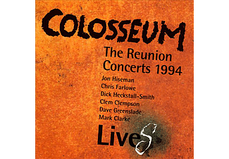 Colosseum - The Reunion Concerts 1994 (CD)