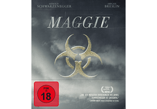 Maggie (Steelbook Edition) [Blu-ray]