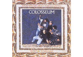 Colosseum - Those Who Are About To Die We Salute You (CD)