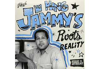 VARIOUS - King Jammy's Roots Reality - (Vinyl)