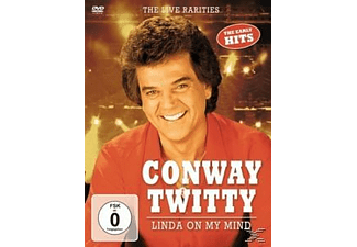 Conway Twitty - Linda On My Mind - (DVD)