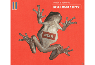 Adrian Sherwood - Never Trust A Hippy [CD]