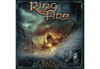 Ring Of Fire - Battle Of Leningrad - (CD)