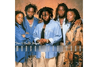 Morgan Heritage - Don't Haffi Dread [CD]