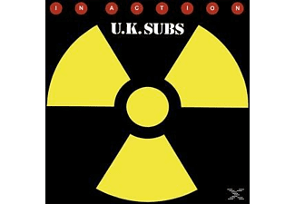 Uk Subs - In Action - (Vinyl)