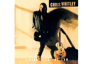 Chris Whitley - Living With The Law - (CD)