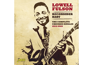 Lowell Fulson - Reconsider Baby [CD]