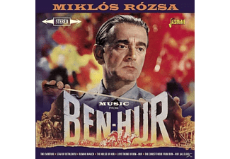 Miklós Rózsa - Music From Ben Hur - (CD)