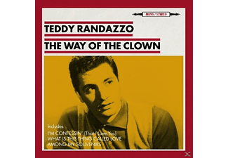 Teddy Randazzo - The Way Of The Clown [CD]