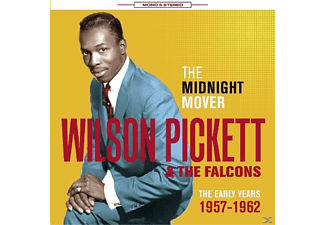 Pickett, Wilson / Falcons, The - The Midnight Mover - (CD)