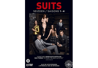 Suits - Seizoen 1 t/m 4 | DVD