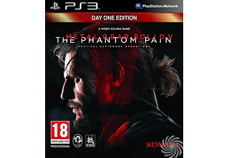 Metal Gear Solid V: Phantom Pain (Day One Edition) | PlayStation 3