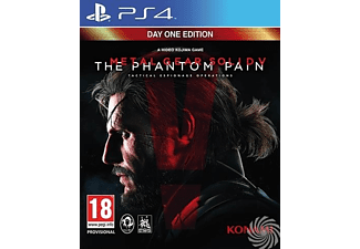 Metal Gear Solid V: Phantom Pain (Day One Edition) | PlayStation 4