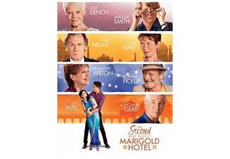 The Second Best Exotic Marigold Hotel | DVD