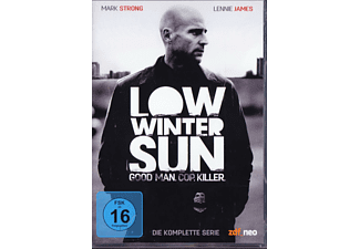 Low Winter Sun - Die Komplette Serie [DVD]