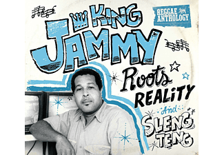 King Jammy - Roots Reality And Sleng Teng (2cd+Dvd Edition) - (CD + DVD)